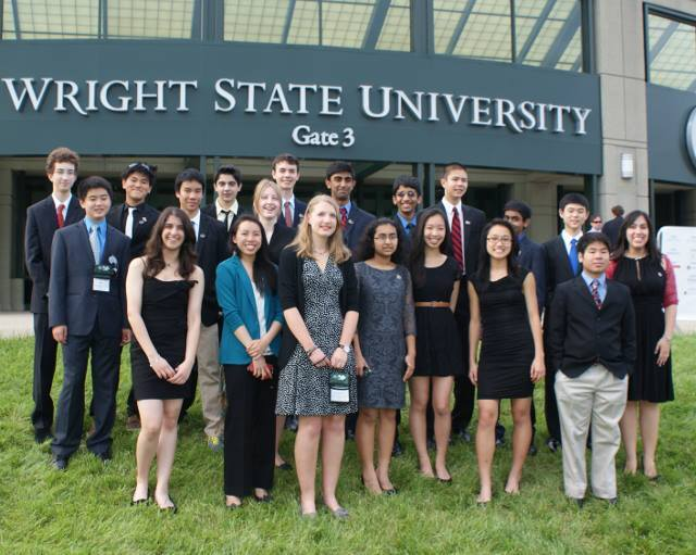 Our 2013 states team at the Science Olympiad National Tournament