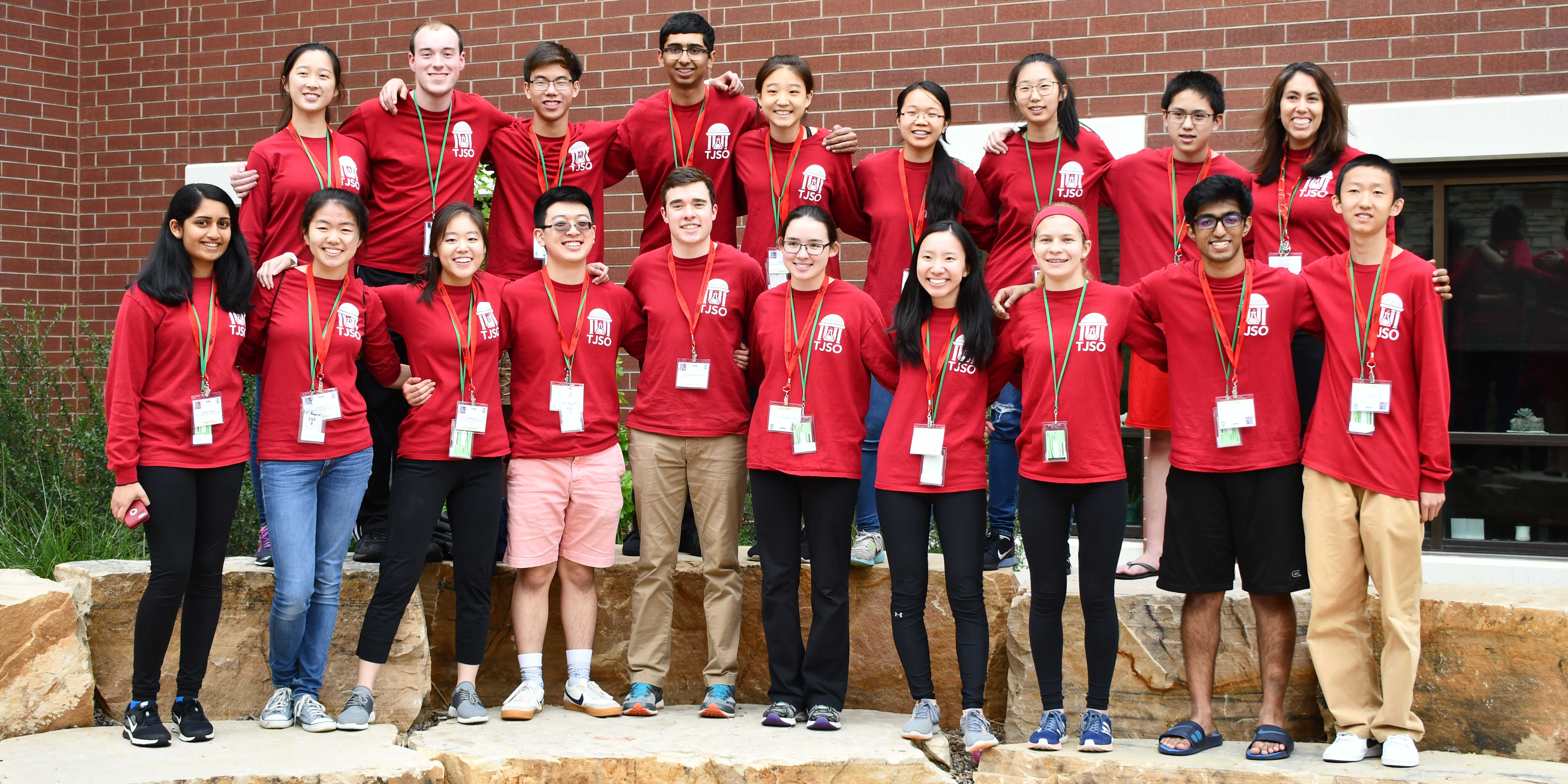 Our 2018 states team at the Science Olympiad National Tournament