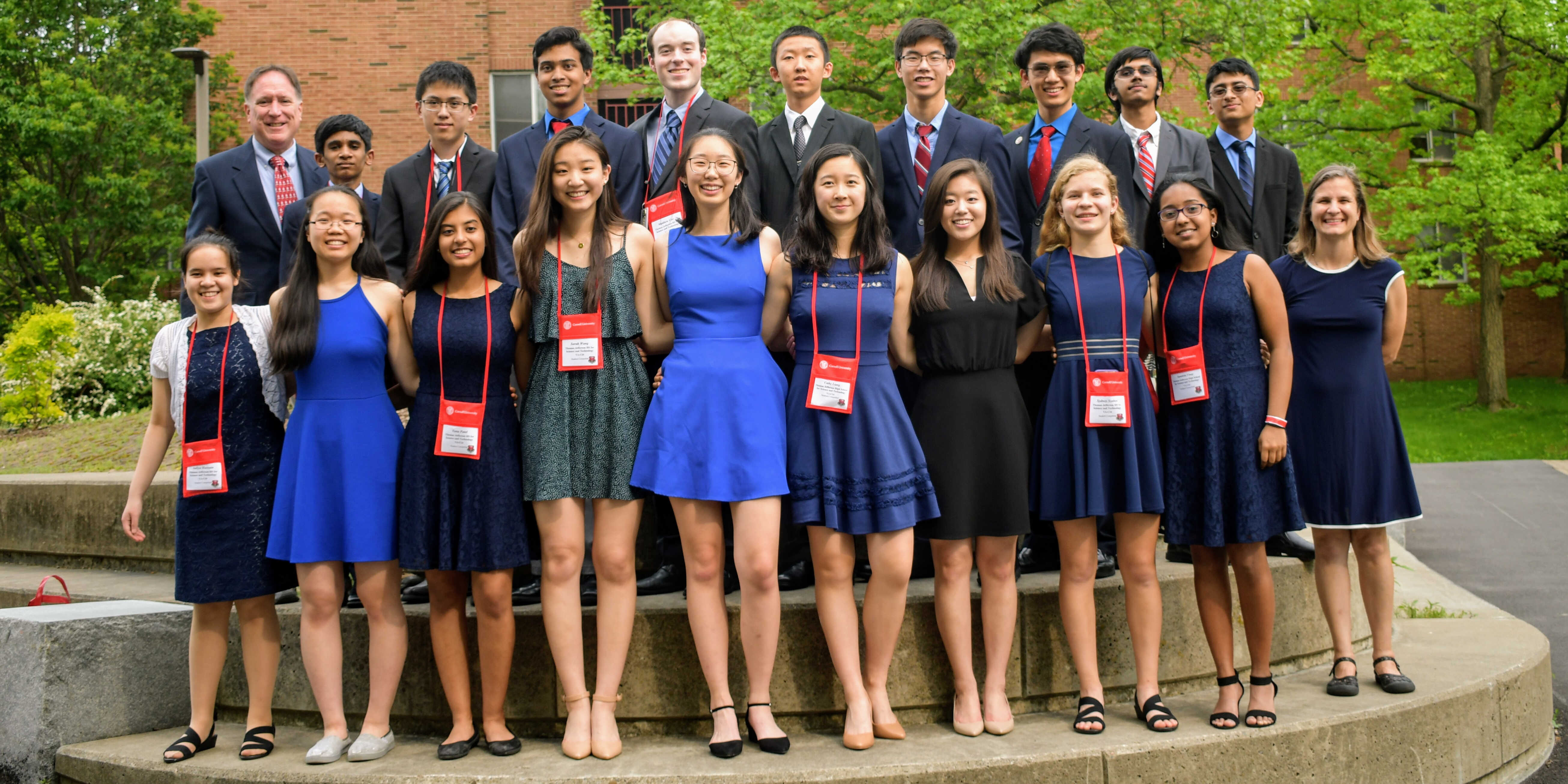 Our 2019 states team at the Science Olympiad National Tournament
